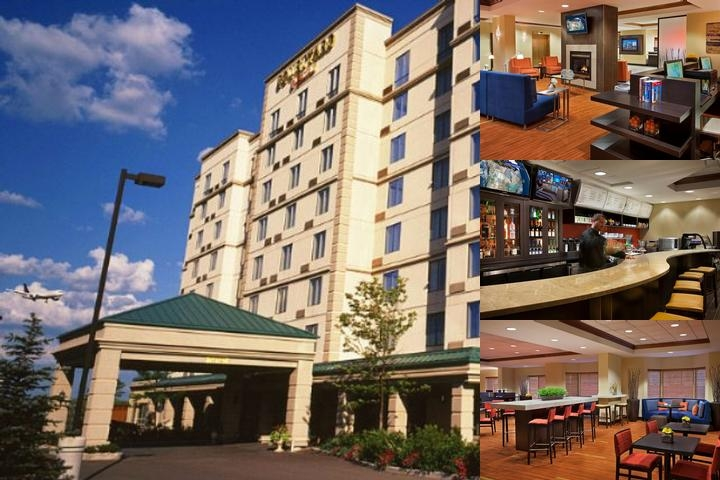 Courtyard by Marriott Toronto Airport photo collage