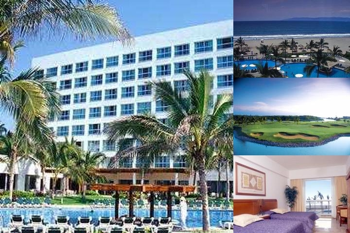 Ocean Breeze Hotel Nuevo Vallarta by Sea Garden photo collage