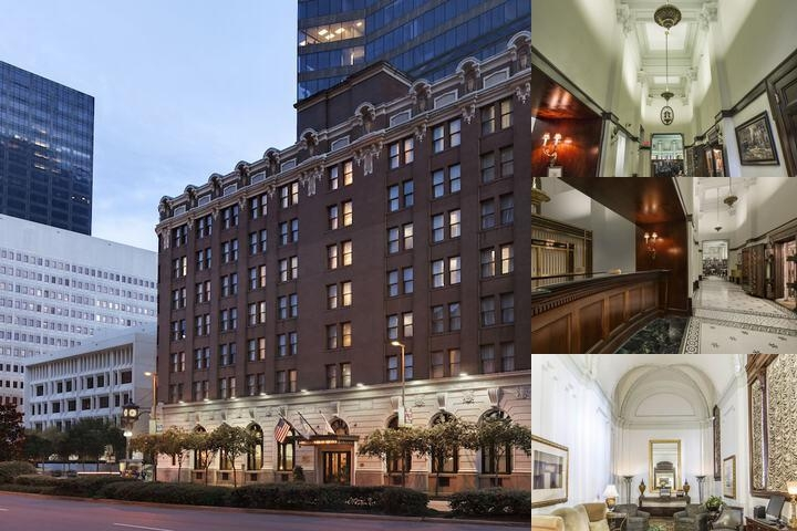 The Whitney a Wyndham Historic Hotel photo collage