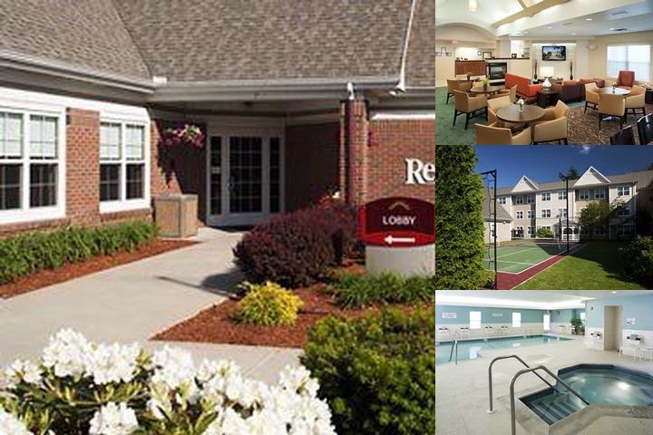 Residence Inn Westford photo collage
