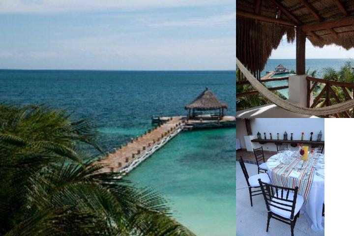 Ceiba Del Mar Beach & Spa Resort photo collage