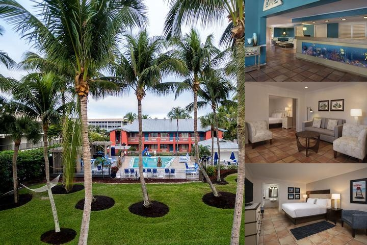 Sanibel Island Beach Resort photo collage