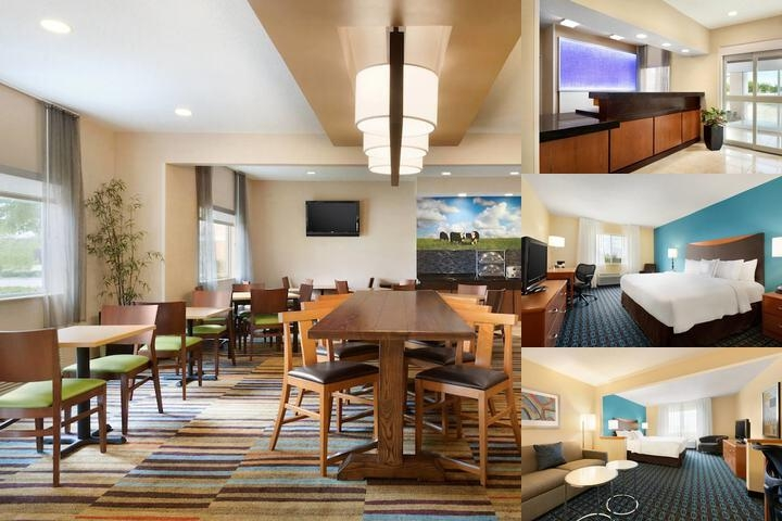 Kankakee Fairfield Inn photo collage