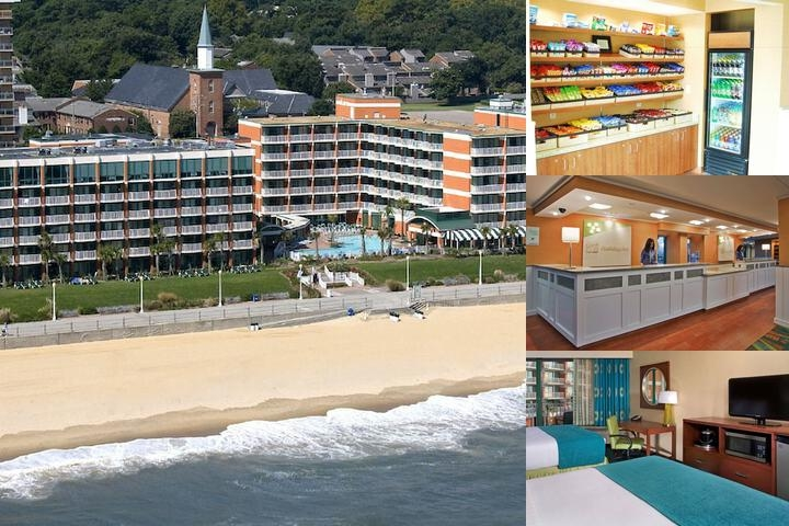 Holiday Inn Suites North Beach Virginia Beach Va 3900