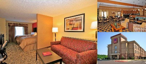 Comfort Suites at Westgate photo collage
