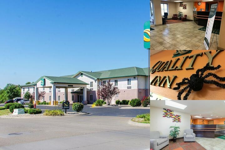 Quality Inn Near Fort Riley photo collage