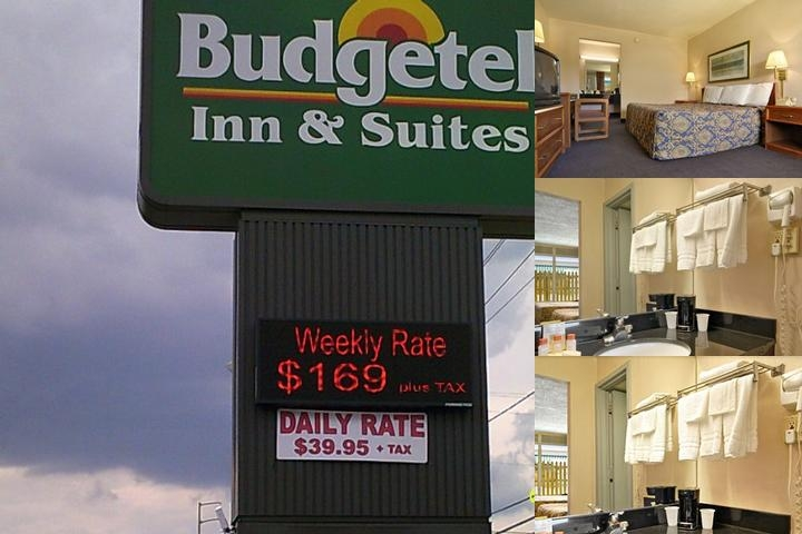 Budgetel Inn & Suites Columbus photo collage