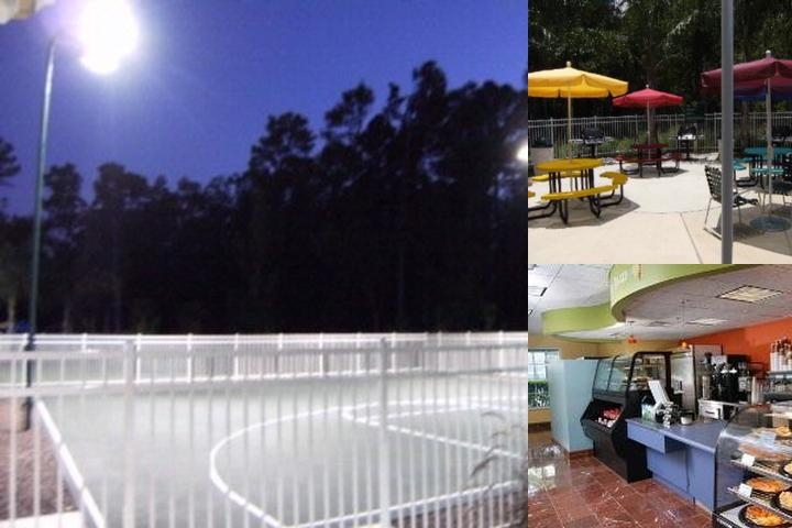 Cypress Pointe Resort photo collage
