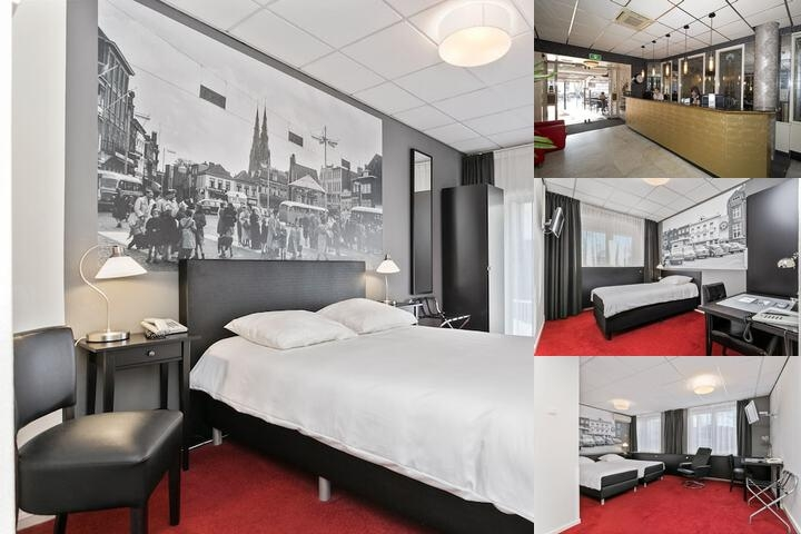 Crown Inn Hotel photo collage