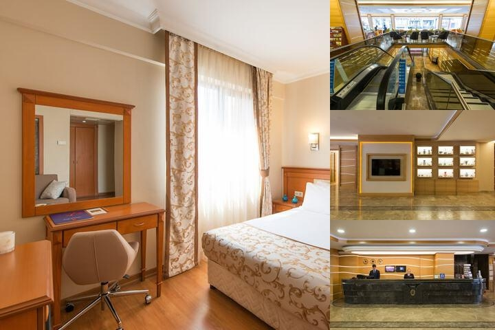 Prestige Hotel photo collage