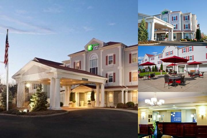 Holiday Inn Express & Suites Hadley photo collage