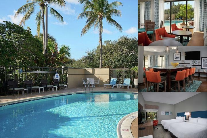 Hampton Inn Jupiter / Juno Beach photo collage