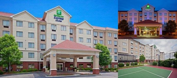 Holiday Inn Express Indianapolis East photo collage
