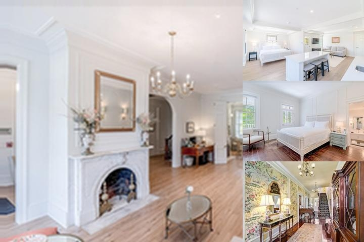 Historic Kent Manor Inn photo collage