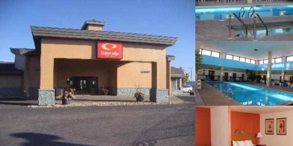 Econo Lodge Inn & Suites Men photo collage