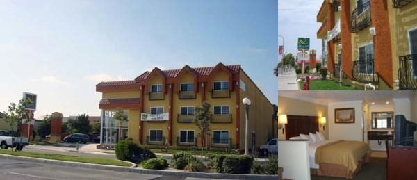 Quality Inn & Suites Cypress photo collage