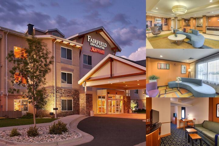 Fairfield Inn & Suites by Marriott Laramie photo collage