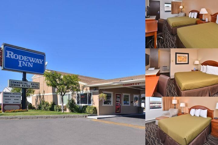 Sunnyside Rodeway Inn photo collage