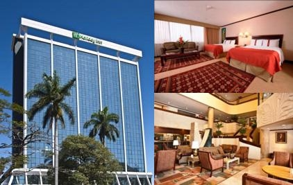 Holiday Inn San Jose Aurola photo collage