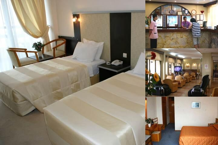 Sozer Hotel photo collage