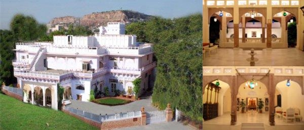 The Kothi Heritage photo collage