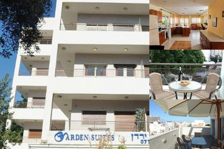 Yarden Sea Side Apartments photo collage
