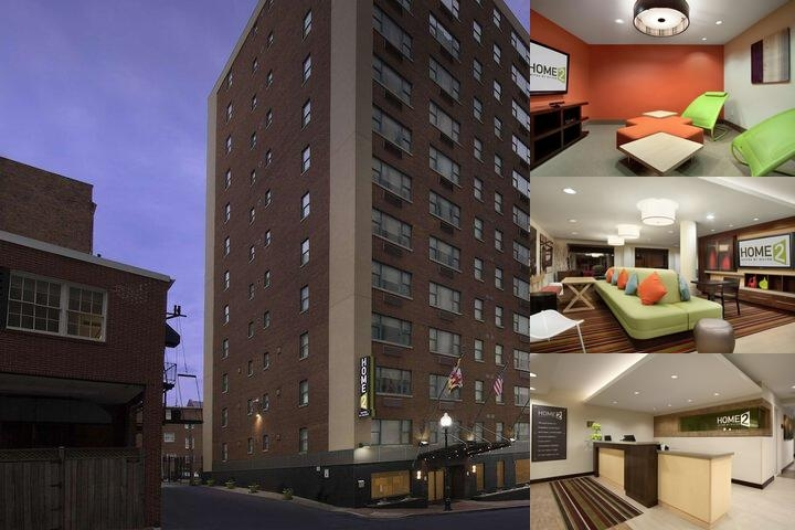 Home2 Suites by Hilton Baltimore Downtown photo collage