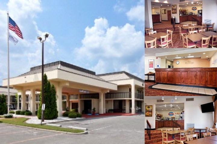 Baymont Inn & Suites Florence photo collage