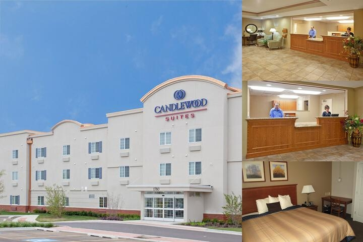 Candlewood Suites Elgin photo collage