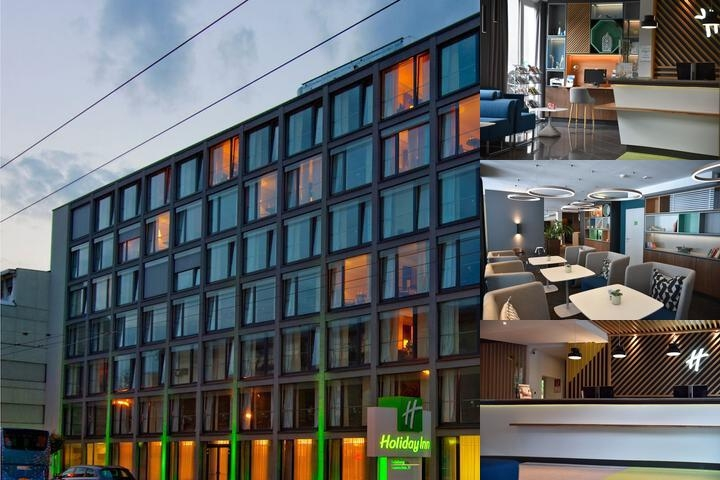 Holiday Inn Salzburg City photo collage