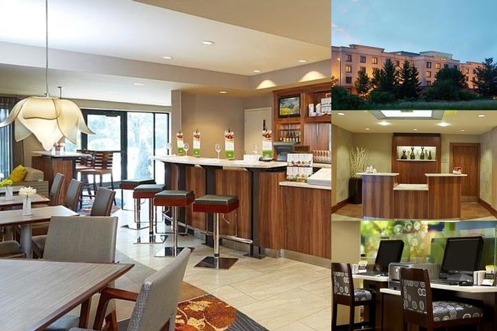 Ithaca Courtyard by Marriott photo collage