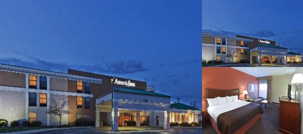Americinn Indianapolis Northeast photo collage