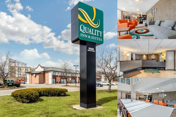 Quality Inn & Suites Airport 401 Dixie photo collage