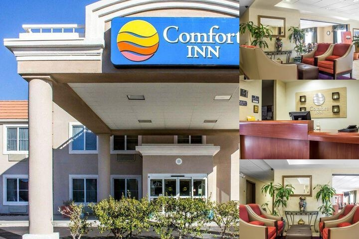Comfort Inn Green Valley photo collage
