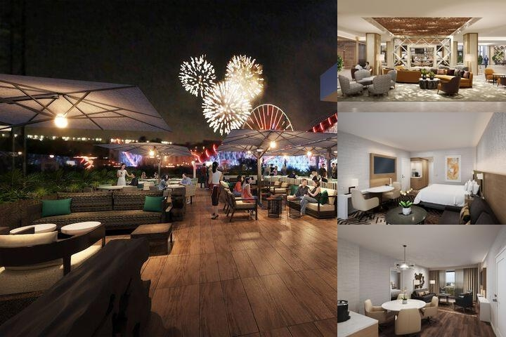 Anabella Hotel Photo Collage