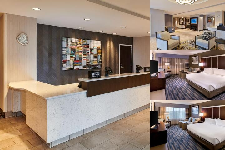 Doubletree by Hilton Raleigh Crabtree Valley photo collage