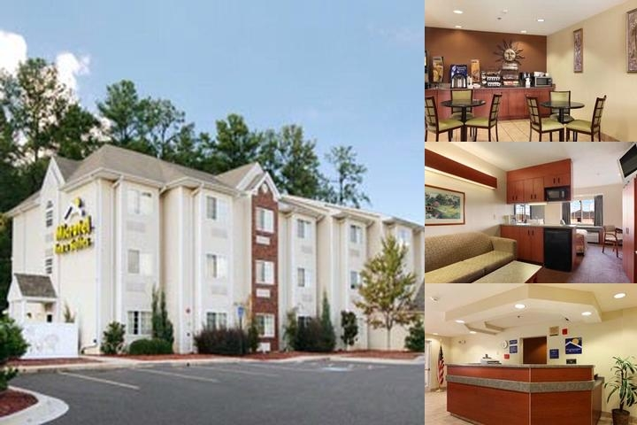 Microtel Inn & Suites Augusta / Riverwalk photo collage