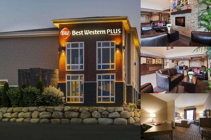 Best Western Plus Bridgewater Hotel & Convention Centre photo collage
