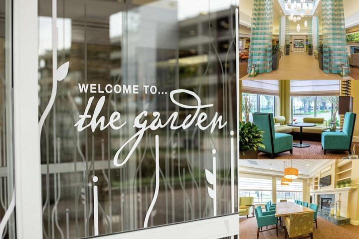 Hilton Garden Inn Providence Airport / Warwick photo collage