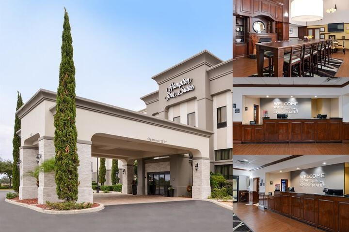 Hampton Inn & Suites The Villages photo collage