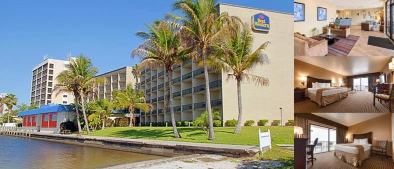 Best Western Fort Myers Waterfront Fl 13021 North Cleveland 33903