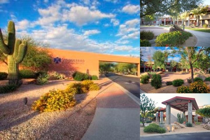 Thunderbird Executive Inn & Conferencecenter photo collage