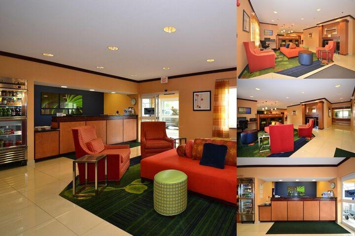 Fairfield Inn & Suites by Marriott Jefferson City photo collage