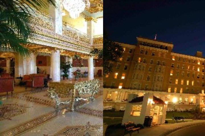 French Lick Resort photo collage