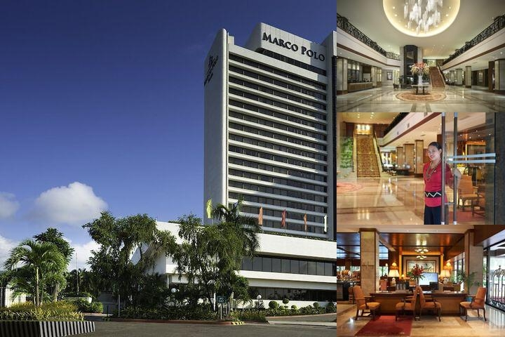 Marco Polo Plaza Cebu photo collage