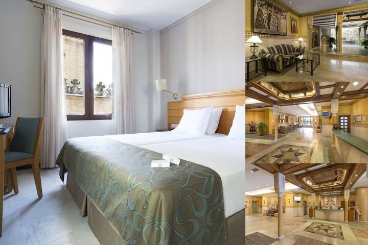 Hotel Eurostars Maimonides photo collage