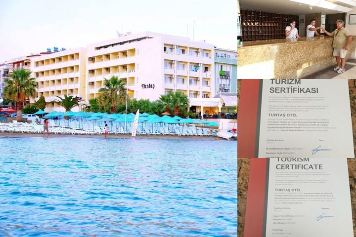 Tuntas Hotel Altinkum photo collage