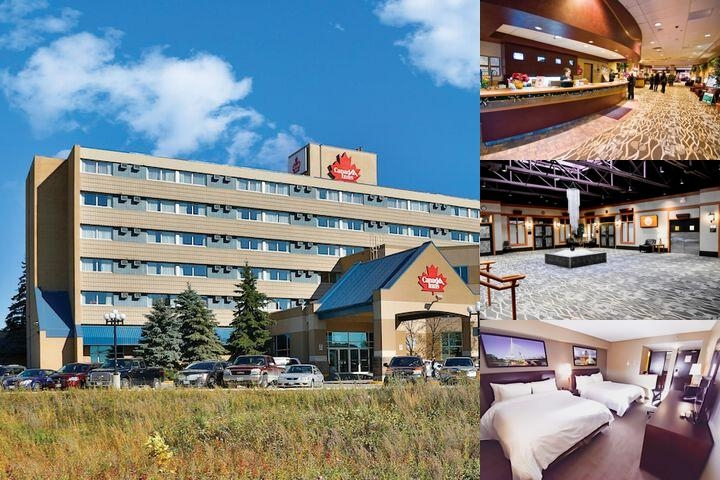 Canad Inns Destination Centre Polo Park photo collage