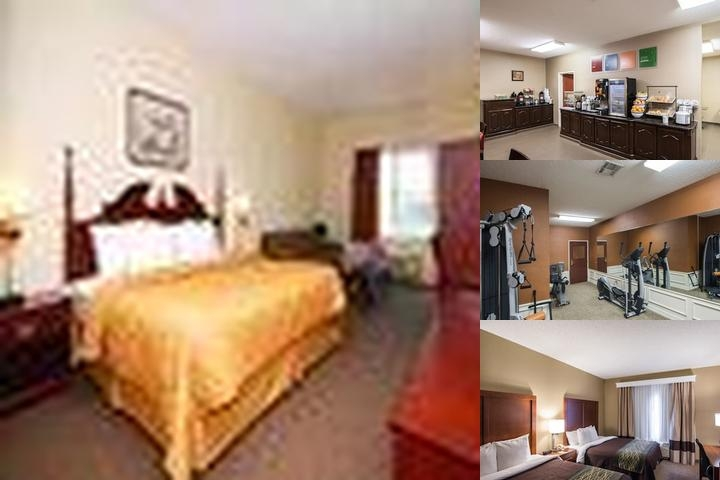 Comfort Inn Red Oak photo collage