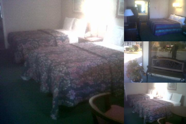Cheshire Motor Inn photo collage